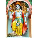 Kurma Avatar - Second Incarnation of Lord Vishnu