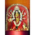 Kushmanda - the Fourth Form of Navadurga