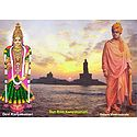 Swamy Vivekananda and Kanyakumari