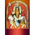 Maha Gauri - the Eighth Form of Navadurga