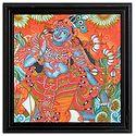 Lord Krishna - Wall Hanging
