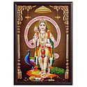 Murugan - Wall Hanging