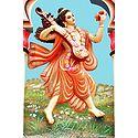 Narad - Great Devotee of Lord Vishnu