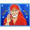 Shirdi Sai Baba in Abhaya Mudra