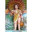 Vaman Avatar - Fifth Incarnation of Lord Vishnu