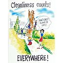 Cleanliness Counts Everywhere