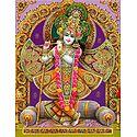 Lord Krishna in Rajvesh