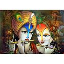 Radha Krishna -The Divine Lovers