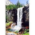 Rainbow at the Waterfall