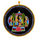 Indian Wedding - Wall Hanging