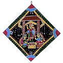 Village Women Doing Daily Chores - Wall Hanging