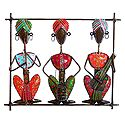 Multicolor Musicians - Wall hanging