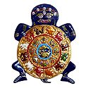 Wall Hanging Kalachakra - Astrlogical Wheel of Buddhism