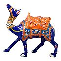 Colorful Metal Royal Camel