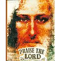Miniature Praise the Lord Book with Cover in English