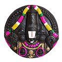 Face of Balaji (Lord Venkateshwara) - Wall Hanging