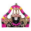 Face of Balaji (Lord Venkateshwara) - Wall Hanging