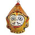 Hanuman Mask - Wall Hanging