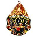 Kali Mask - Wall Hanging