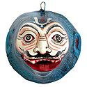 Lion Mask - Wall Hanging