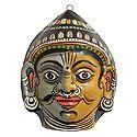 Purush & Prakriti Combined Mask - Wall Hanging