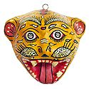 Tiger Mask - Wall Hanging
