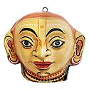 Vamana Mask (5th Incarnation of Vishnu)- Wall Hanging