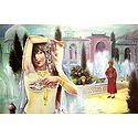 Courtesan Entertains The Maharaja