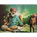 Madari - Roadside Entertainer with Dancing Monkey