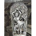 Dancing Lady - Temple Sculpture from Belur, Karnataka, India