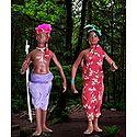 Hunter Couple Photo - Unframed Photo Print on Paper