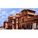 Junagarh Fort - Bikaner - Rajasthan, India