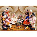 Kannada Marriage Photo - Unframed Photo Print on Paper