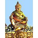 Jambhala - Buddhist Kubera, Bangkok - Thailand