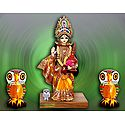Photo Print of Devi Lakshmi - Doll Artist - Madhuri Guin