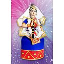 Manipuri Dancer - Unframed Photo Print on Paper