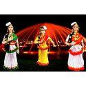 Mohini Attam Dancers - Unframed Photo Print on Paper