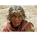 Old Woman from Andhra Pradesh, India