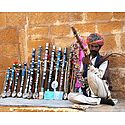 Ektara Seller from Jaisalmer -  Rajasthan, India