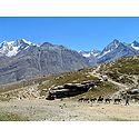 Rohtang Pass, Manali - Himachal Pradesh, India