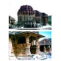 Saas Bahu Temple, Rajasthan, India - Set of 2 Photo Prints