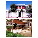 Auorobindo Ashram and Samadhi of Sri Aurobindo and the Mother, Pondicherry - Set of 2 Postcards