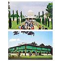 Palace and Gumbaz, Srirangapatna  - Set of 2 Postcards