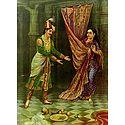 Keechaka and Sairandhri