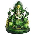 Lord Ganesha for Car Dashboard