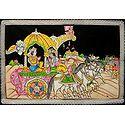 Gita Updesh by Krishna to Arjuna