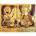 Guru Nanak and Guru Govind Singh