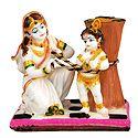 Yashoda Tying Krishna to Udukhol
