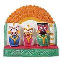 Jagannath, Balaram, Subhadra