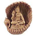 Lord Shiva inside  Conch